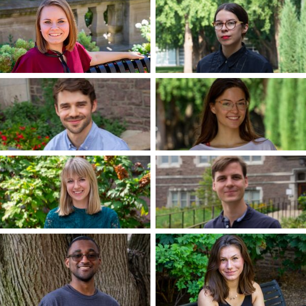 Welcome New Fall 2019 Graduate Students!