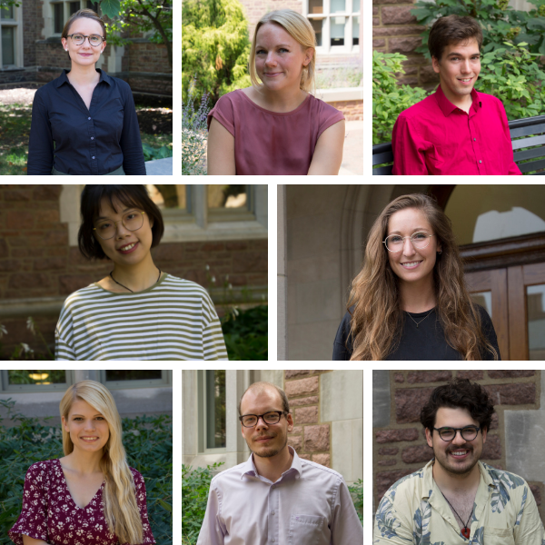 Welcome New Fall 2018 Graduate Students!