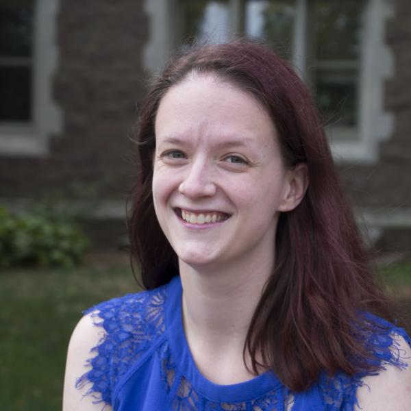 Cecily Stewart Hawksworth begins as Academic Coordinator