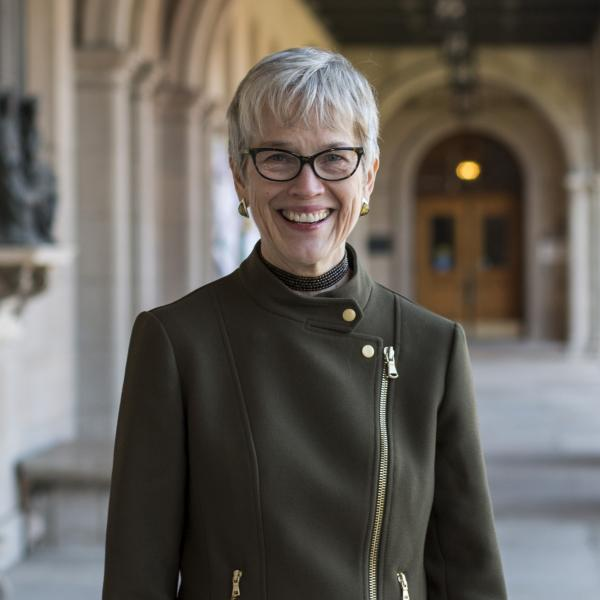 Professor Lynne Tatlock receives Arts & Sciences Faculty Leadership Award