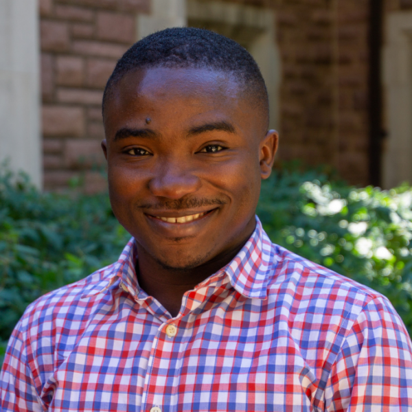 Peter Ogunniran featured as graduate student speaker in Ring Their Names Virtual Vigil