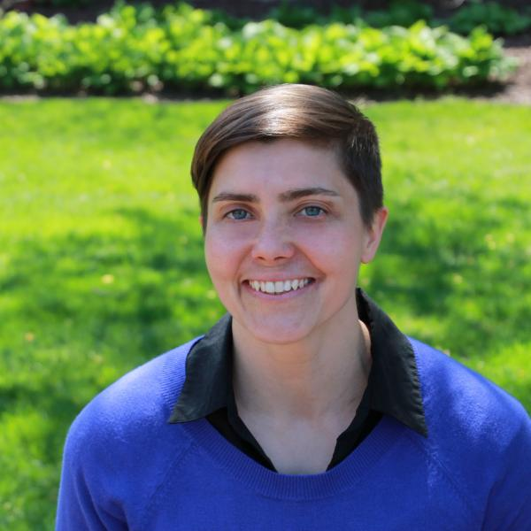 Simone Pfleger, PhD '18, Receives Award