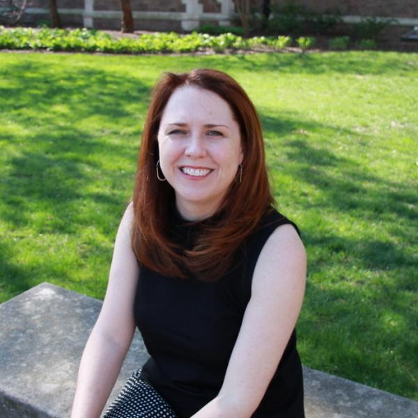 Professor Erin McGlothlin awarded the Mid-Career Faculty Fellowship by the Center for the Humanities