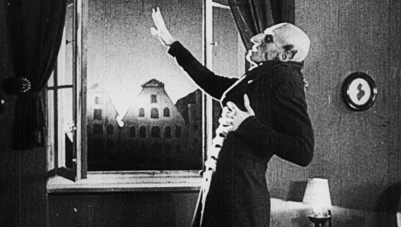German 490 Film Screening: Nosferatu - Symphonie des Gravens