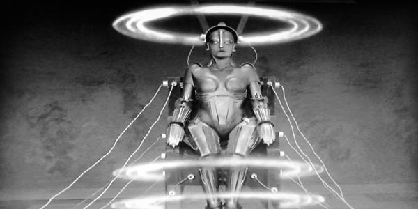 German 490 Film Screening: Metropolis