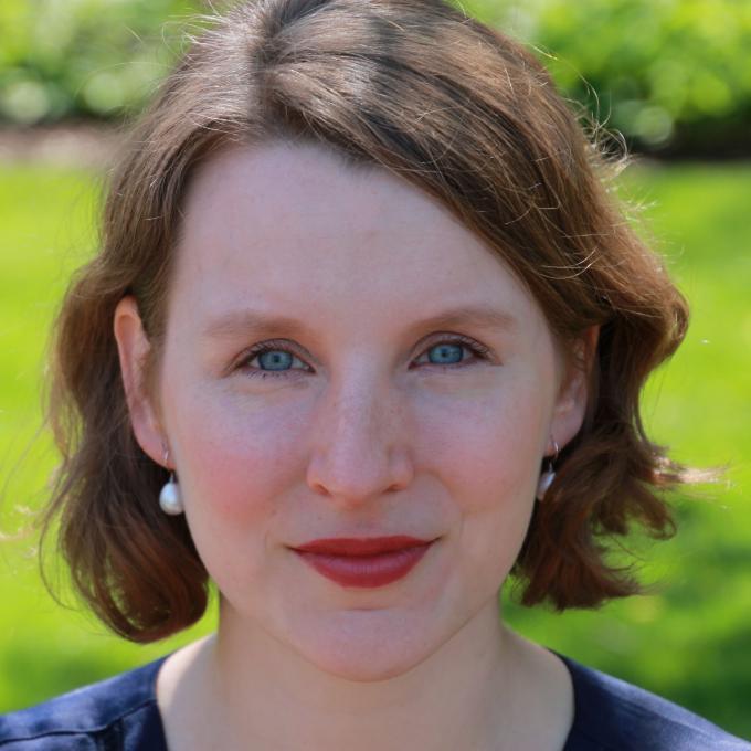 Headshot of Anna-Rebecca Nowicki