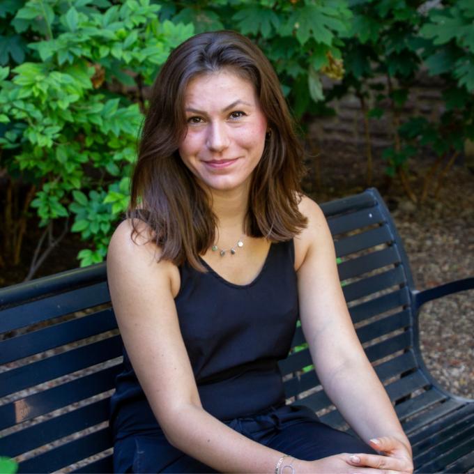 Headshot of Anna Vasilev