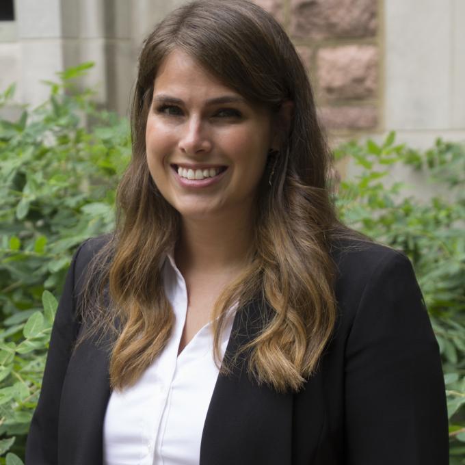Headshot of Samantha Kusnierkiewicz