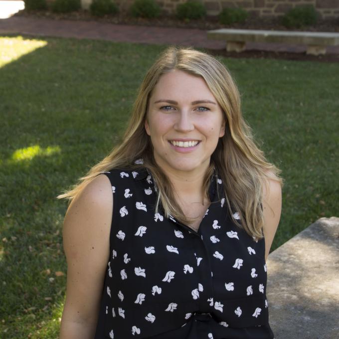 Headshot of Daniela Rudeau