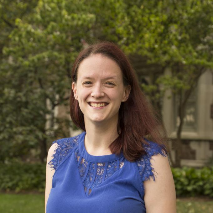 Headshot of Cecily Stewart  Hawksworth
